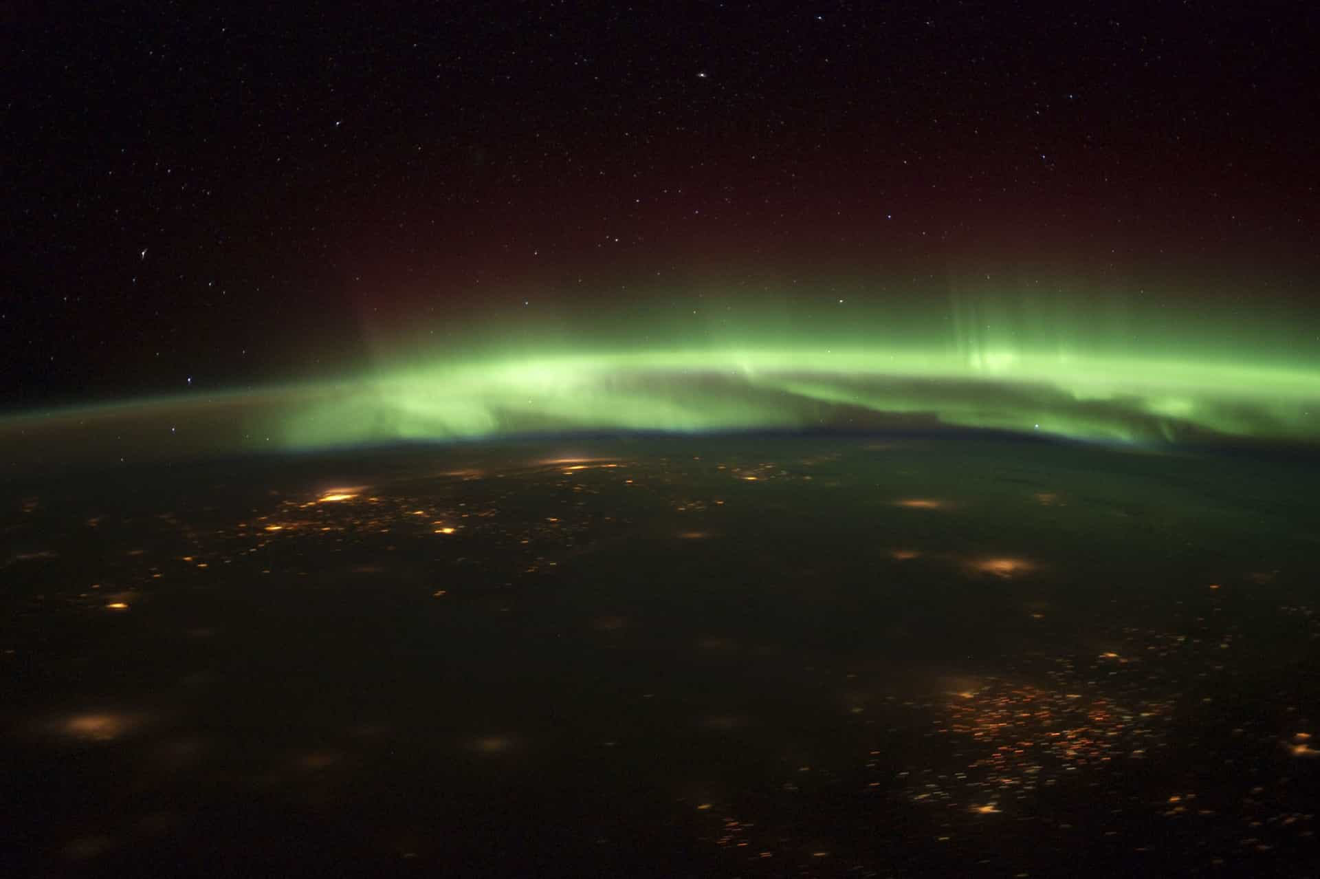 Out of this world: incredible photographs taken from space