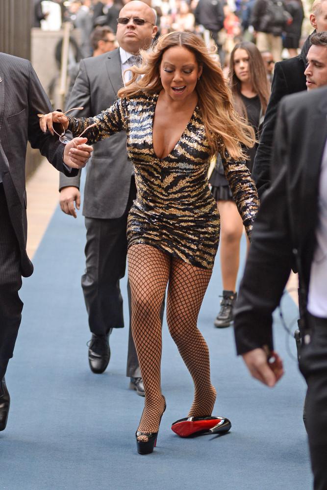 Veja as quedas mais épicas das celebridades!