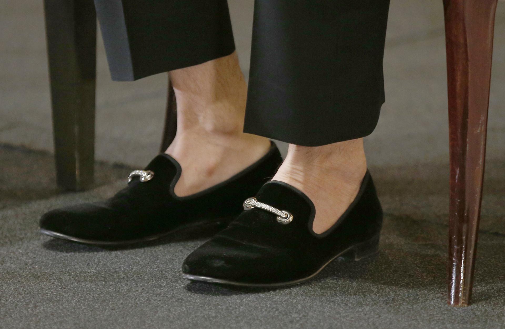 Quiz: herken beroemdheden aan hun schoenen!