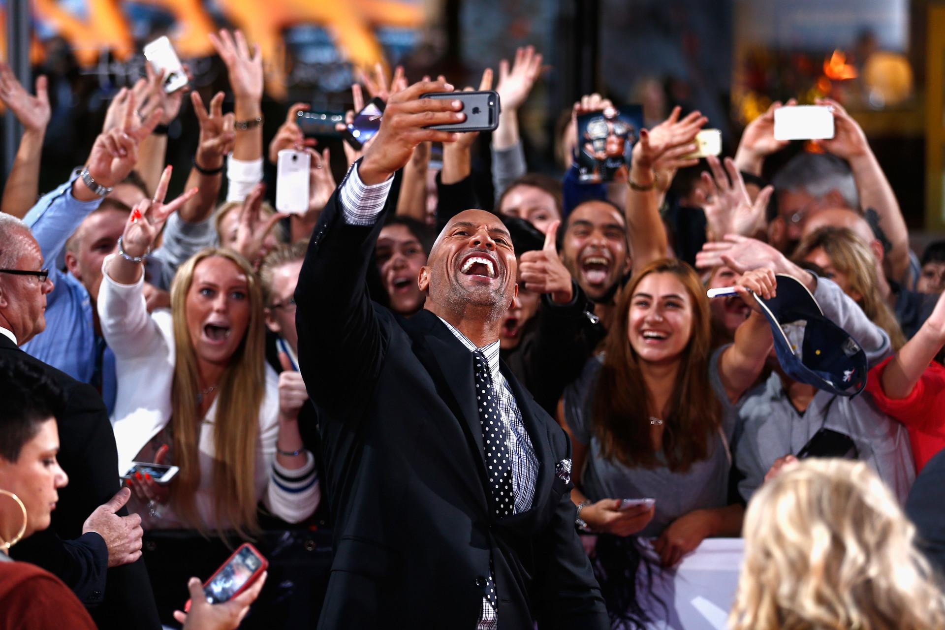 comment prendre un selfie de star