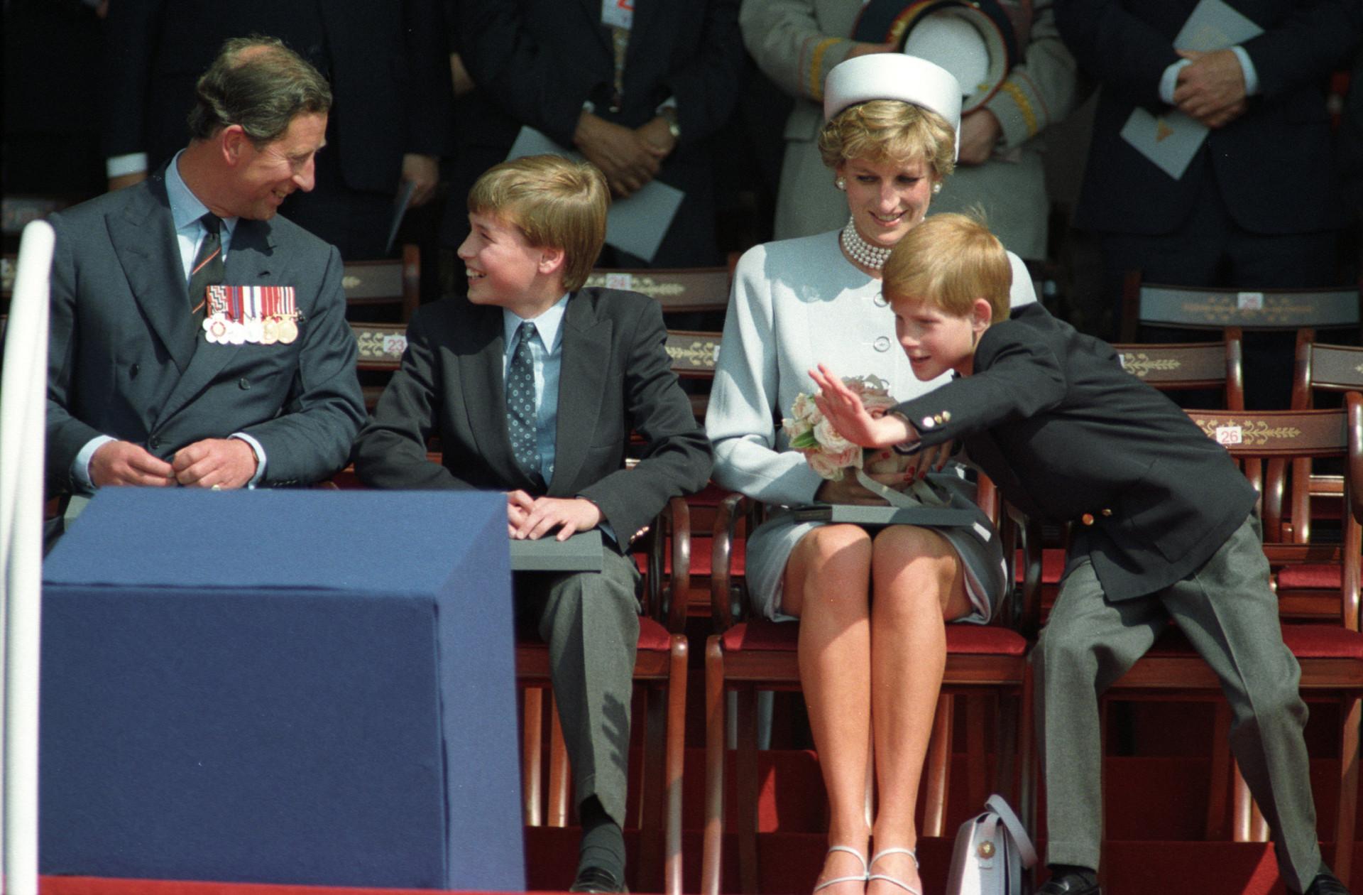 Veja como os filhos da Princesa Diana mantêm o seu legado vivo!