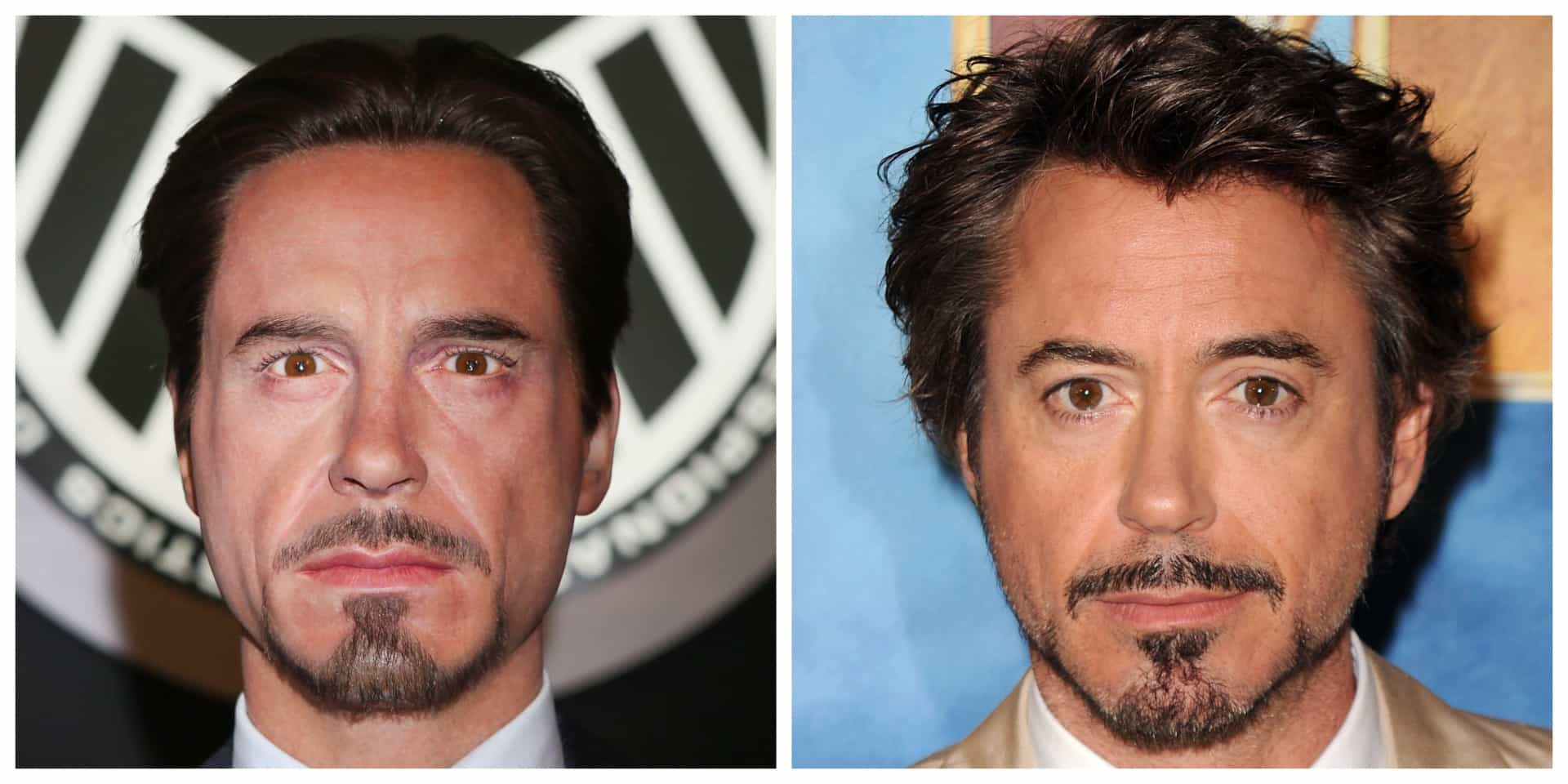 Can you tell the difference between these celebrities and their wax statues?