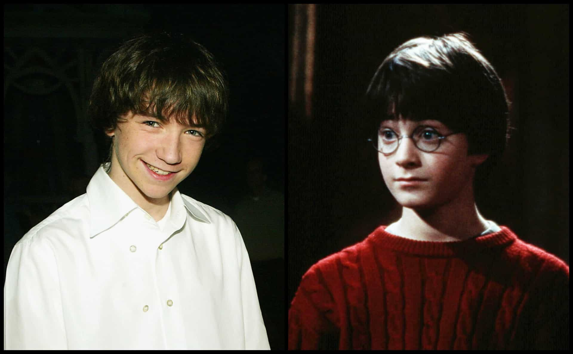 The actors who almost appeared in 'Harry Potter'