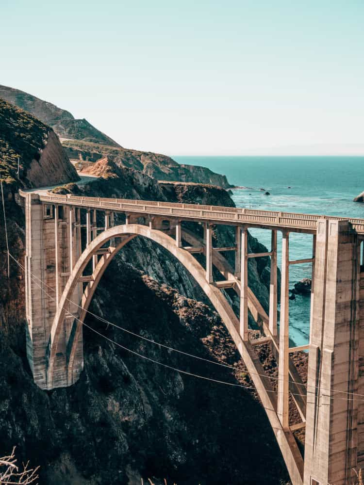 The most breathtaking bridges in the USA