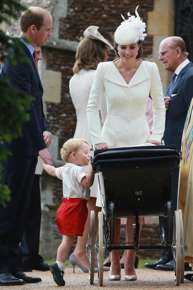 O tempo voa: acompanhe o crescimento do Príncipe George!