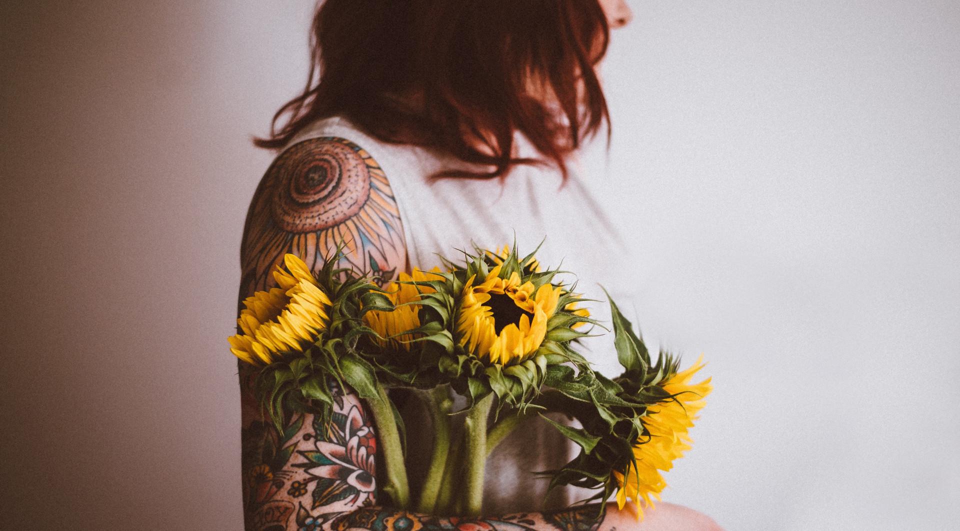 Ink Art: Die schönsten Portraits von Menschen mit ihren Tattoos