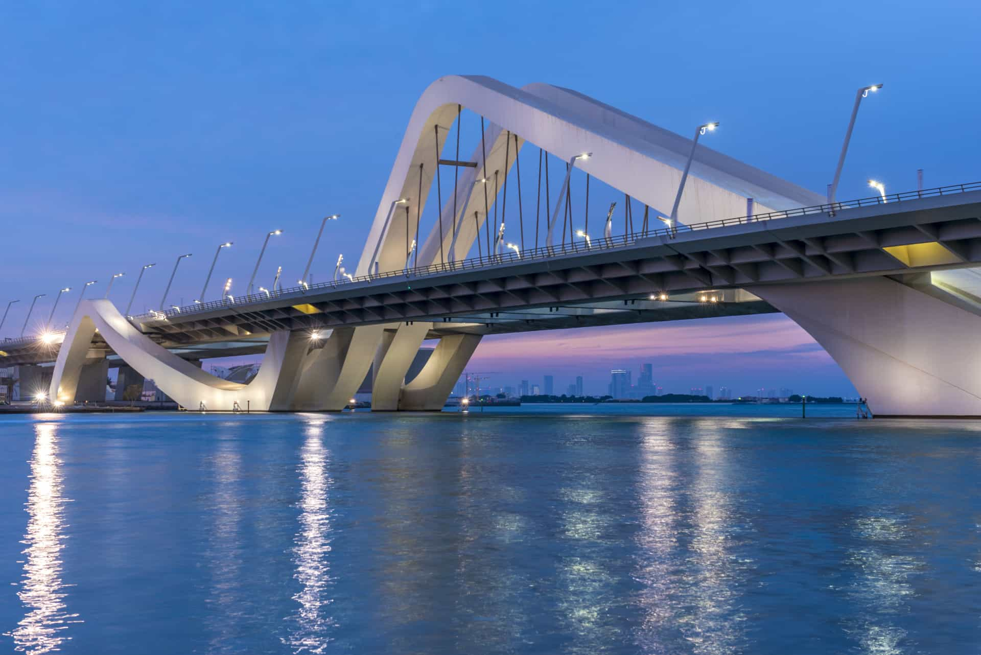 Great attention spans: the world's most beautiful bridges