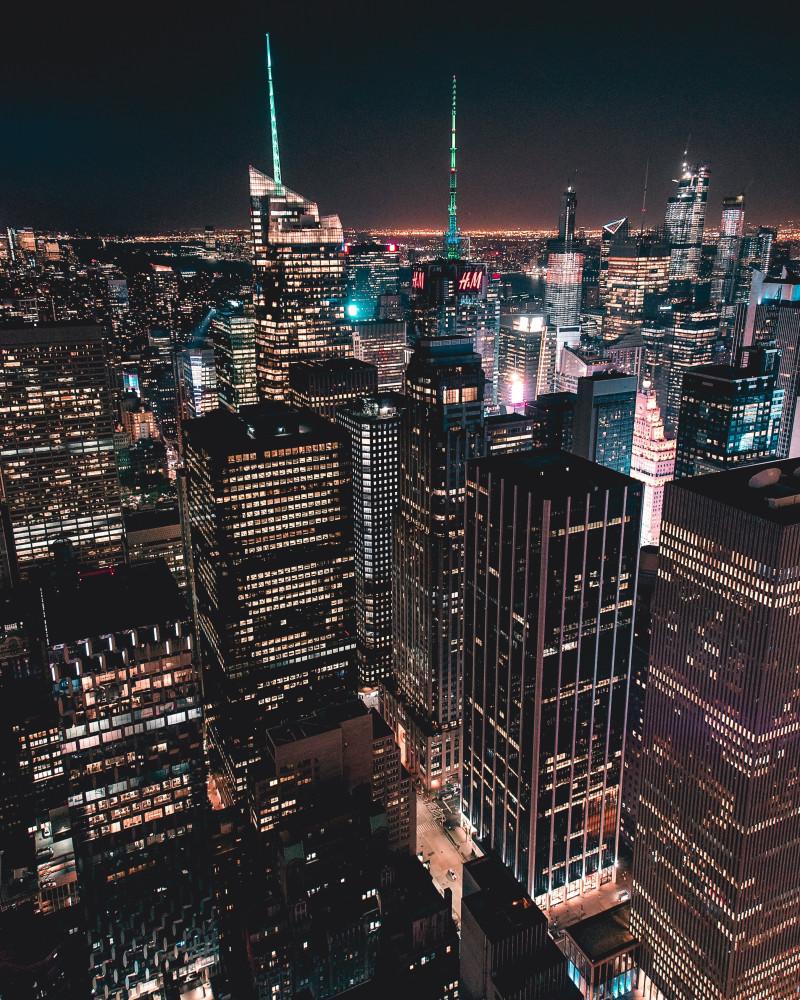 Storslåede city views