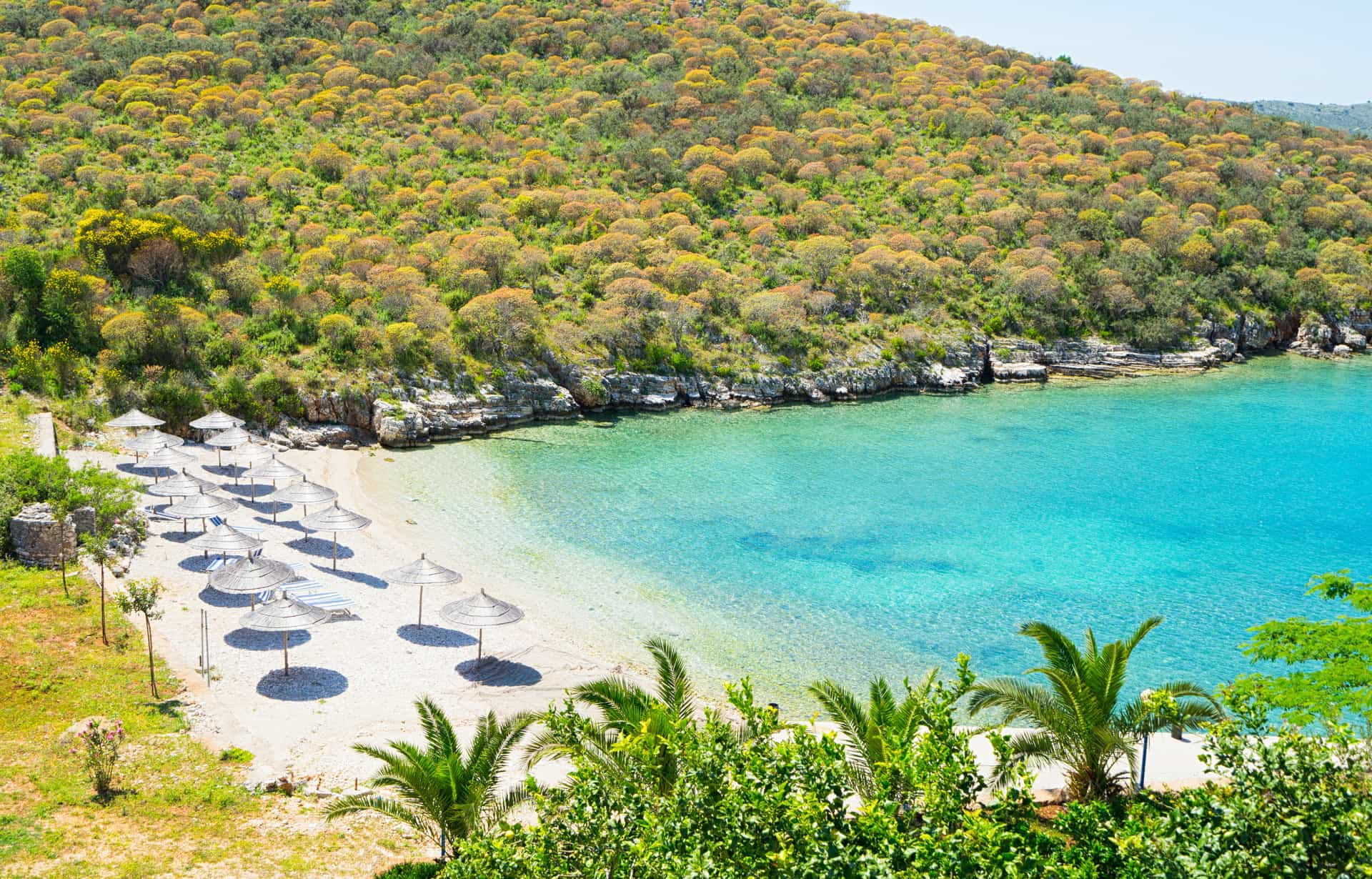 The Italian or the French Riviera? Skip both and head to Albania