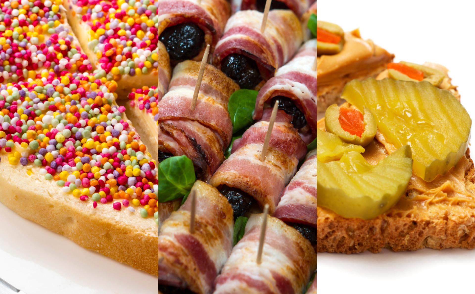 Extrañas recetas de estudiantes que están buenísimas