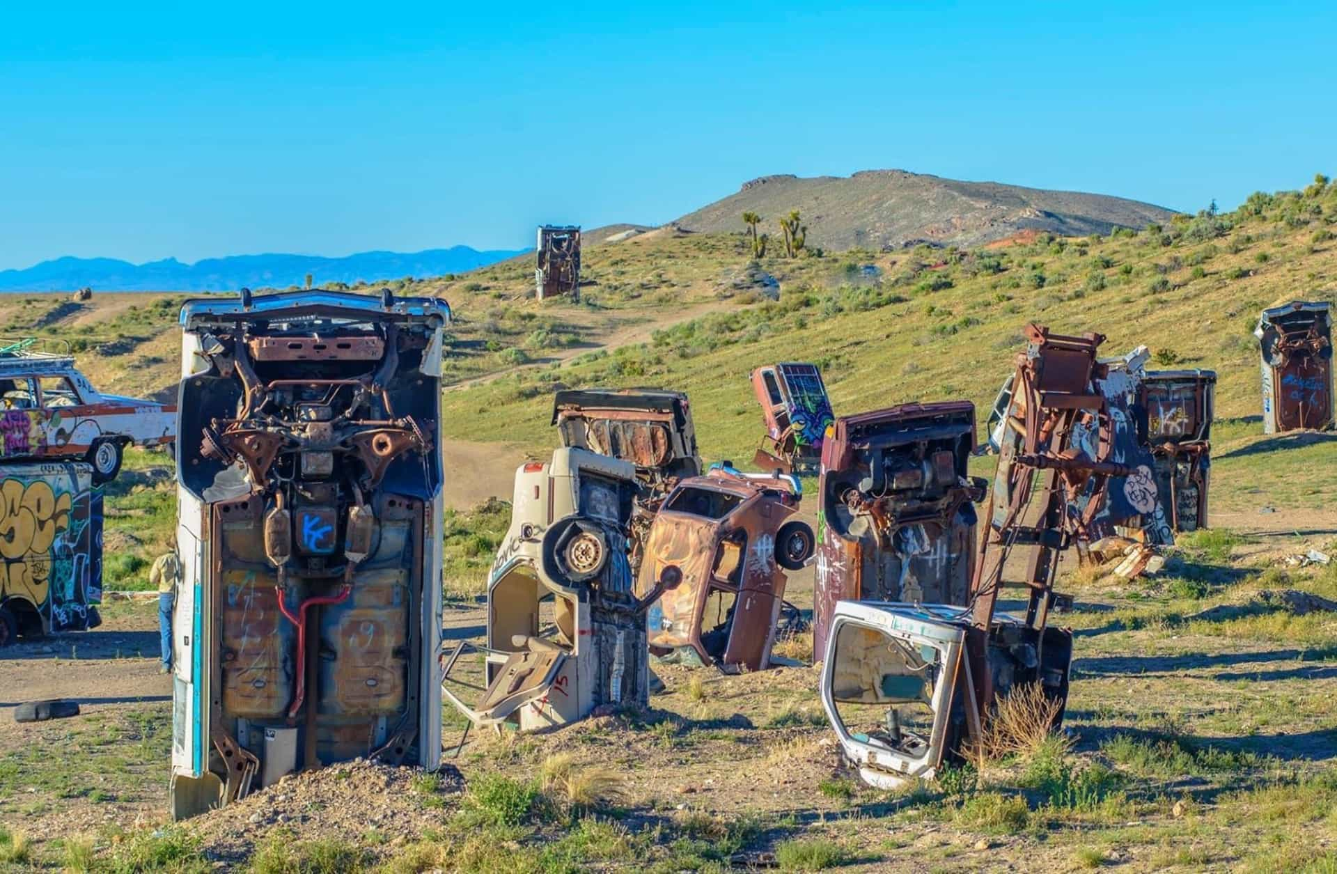 Strange and amazing Nevada attractions that aren't the Las Vegas strip
