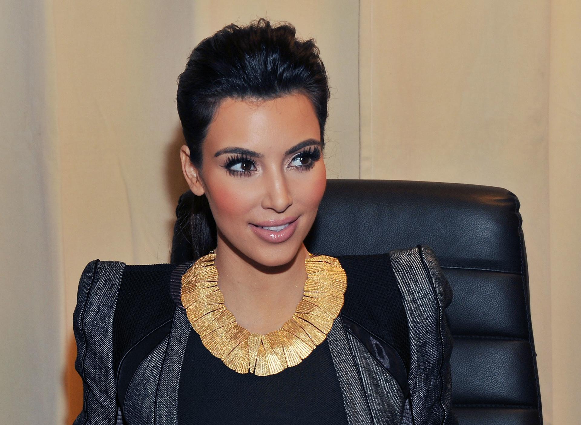 Kim Kardashian dejtar som just nu