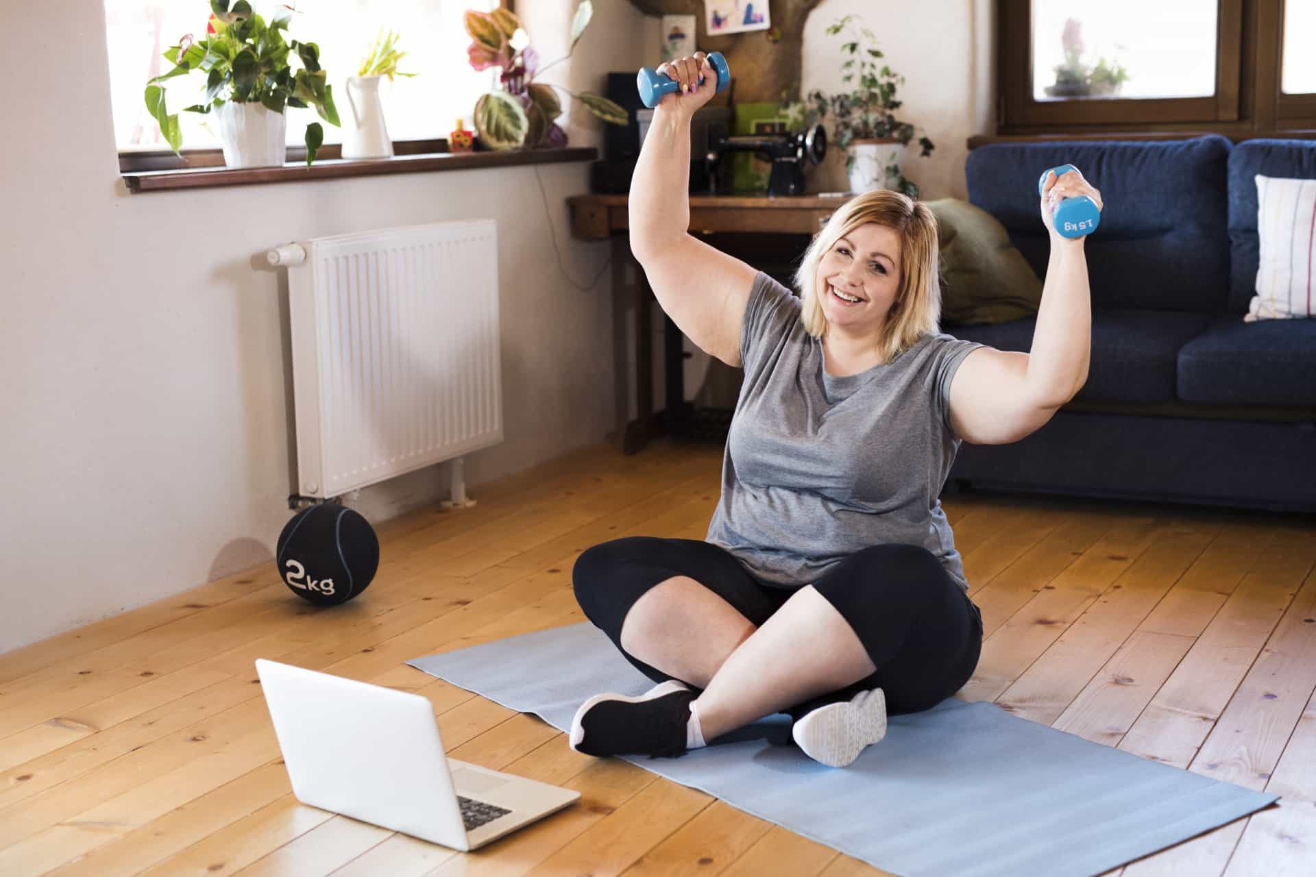 Skip the gym and do these exercises at home instead