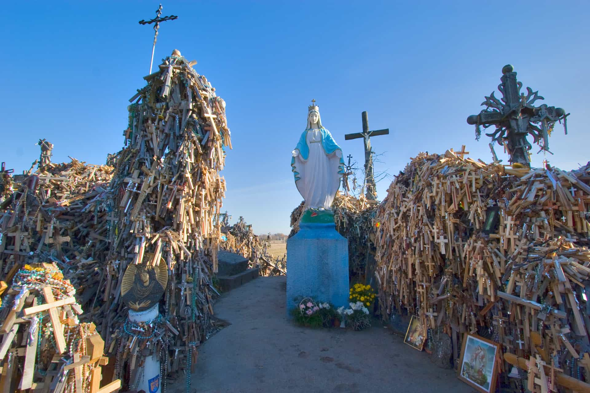 Hill of Crosses: the ghosts, legends, and wonders