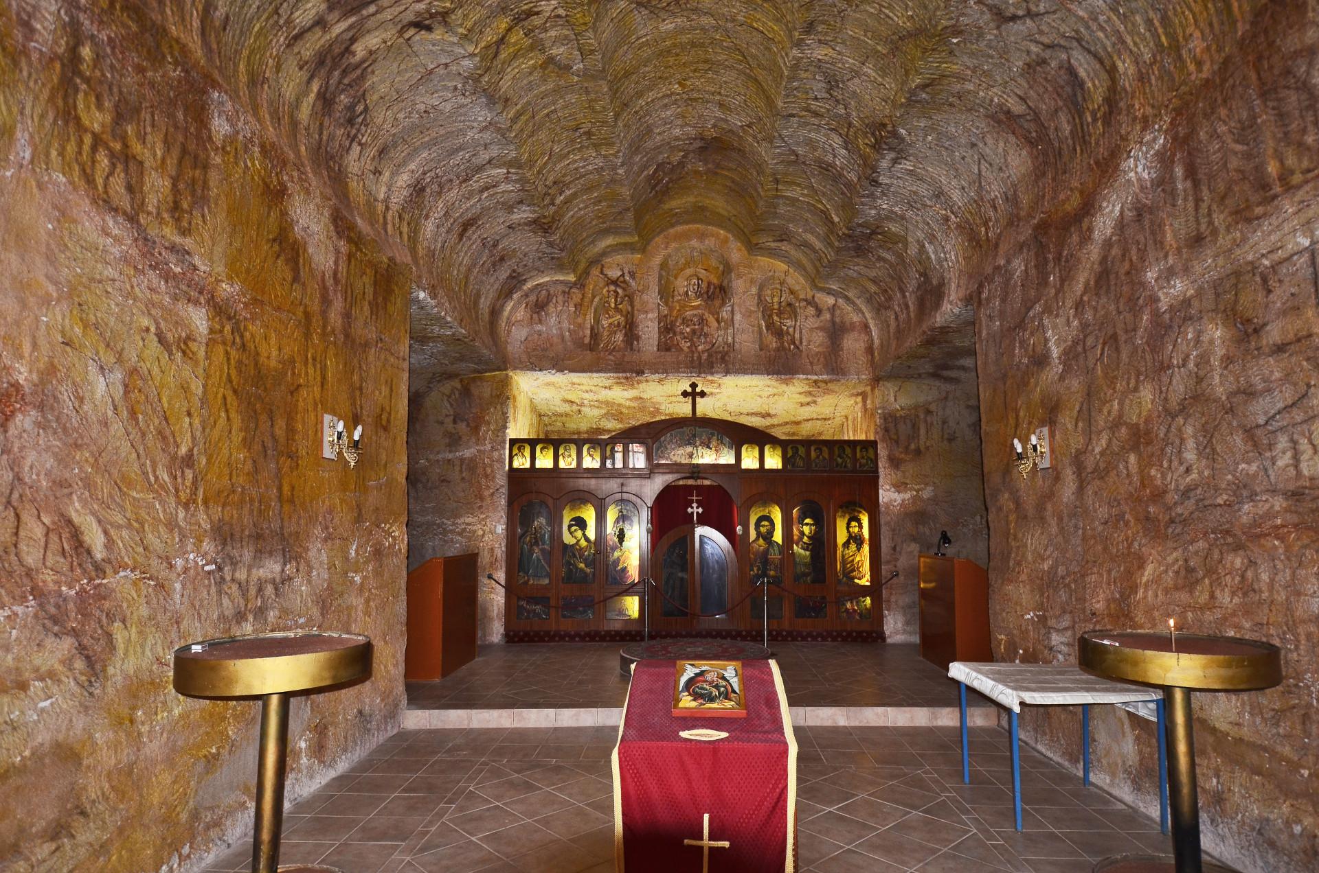 Underground: Inside the weird and wonderful world of Coober Pedy
