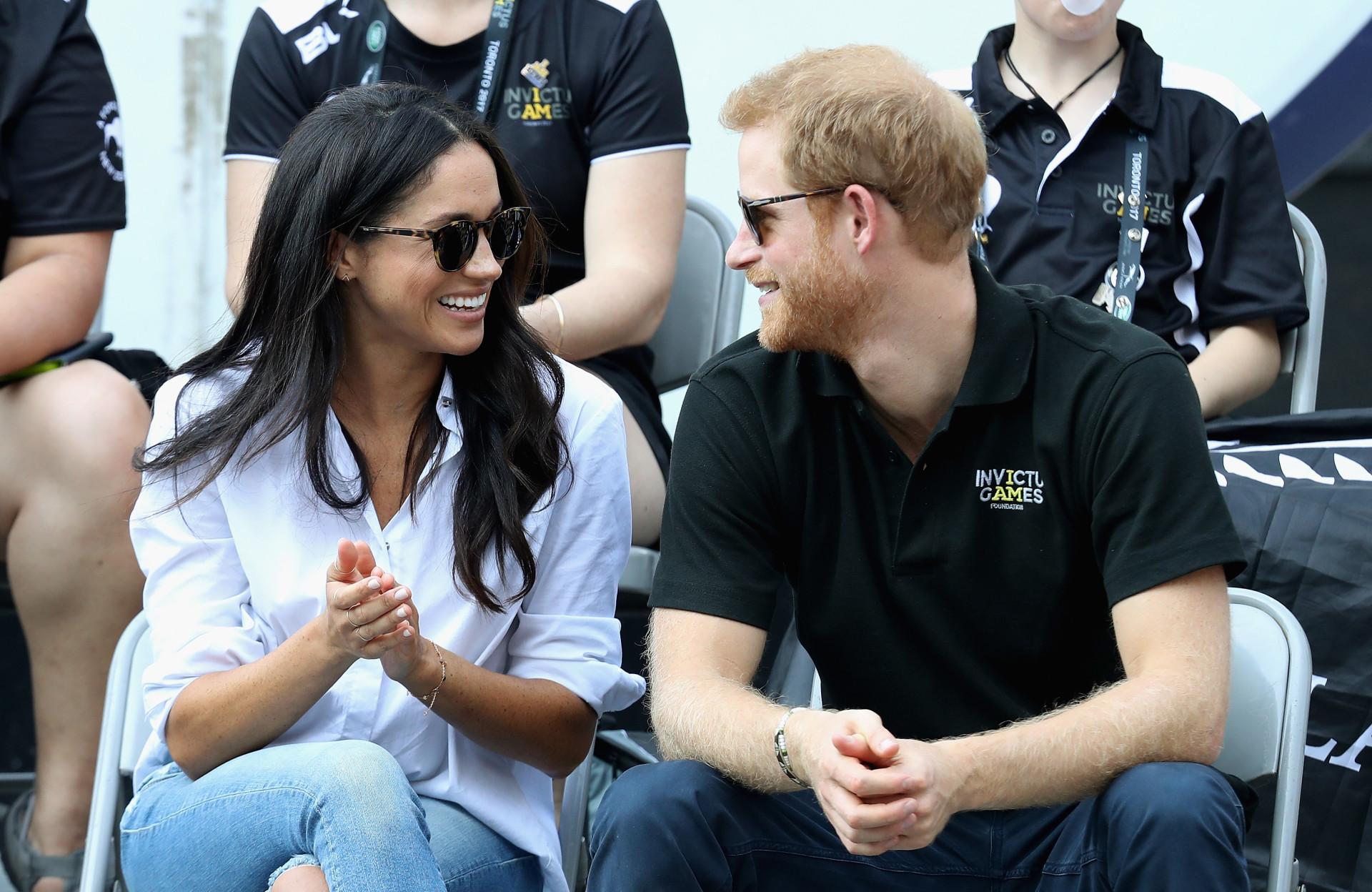 Príncipe, pero persona: Harry con sus famosos favoritos