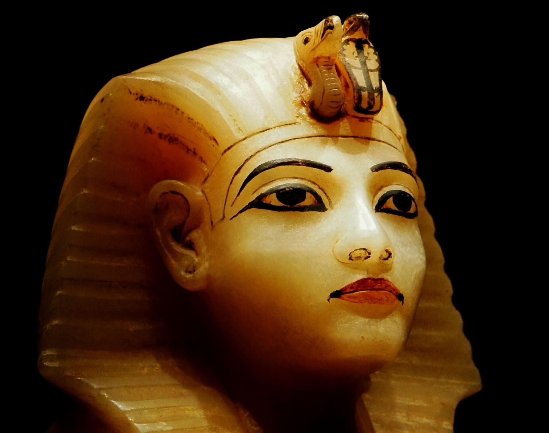Influencers del ayer: Tutankamón y sus secretos
