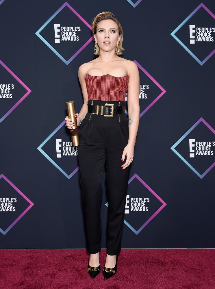 People's Choice Awards 2018: Mode på den røde løber