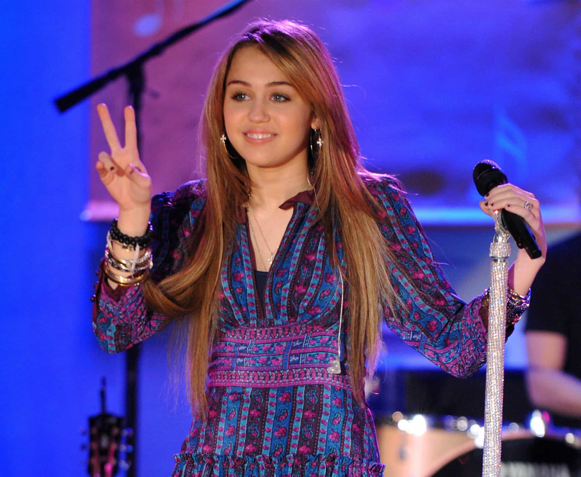 Miley Cyrus: a career and style exposé