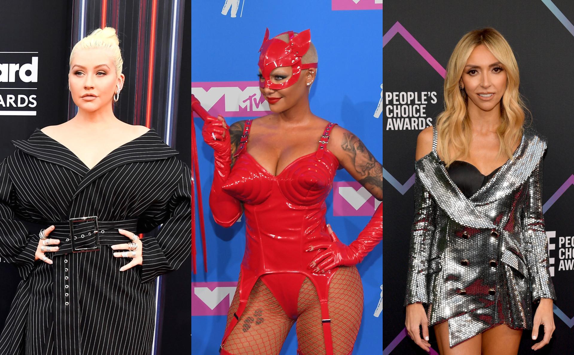 De slechtst geklede beroemdheden van 2018