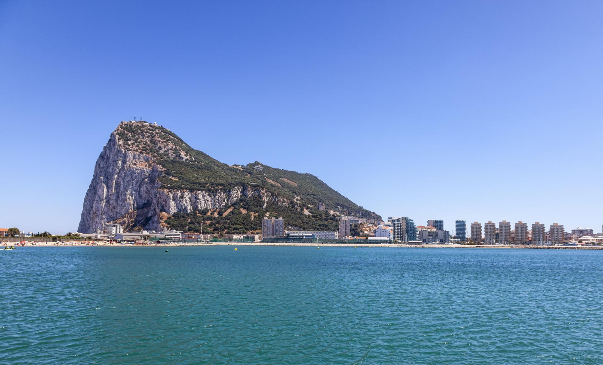 Gibraltar: Rock of ages