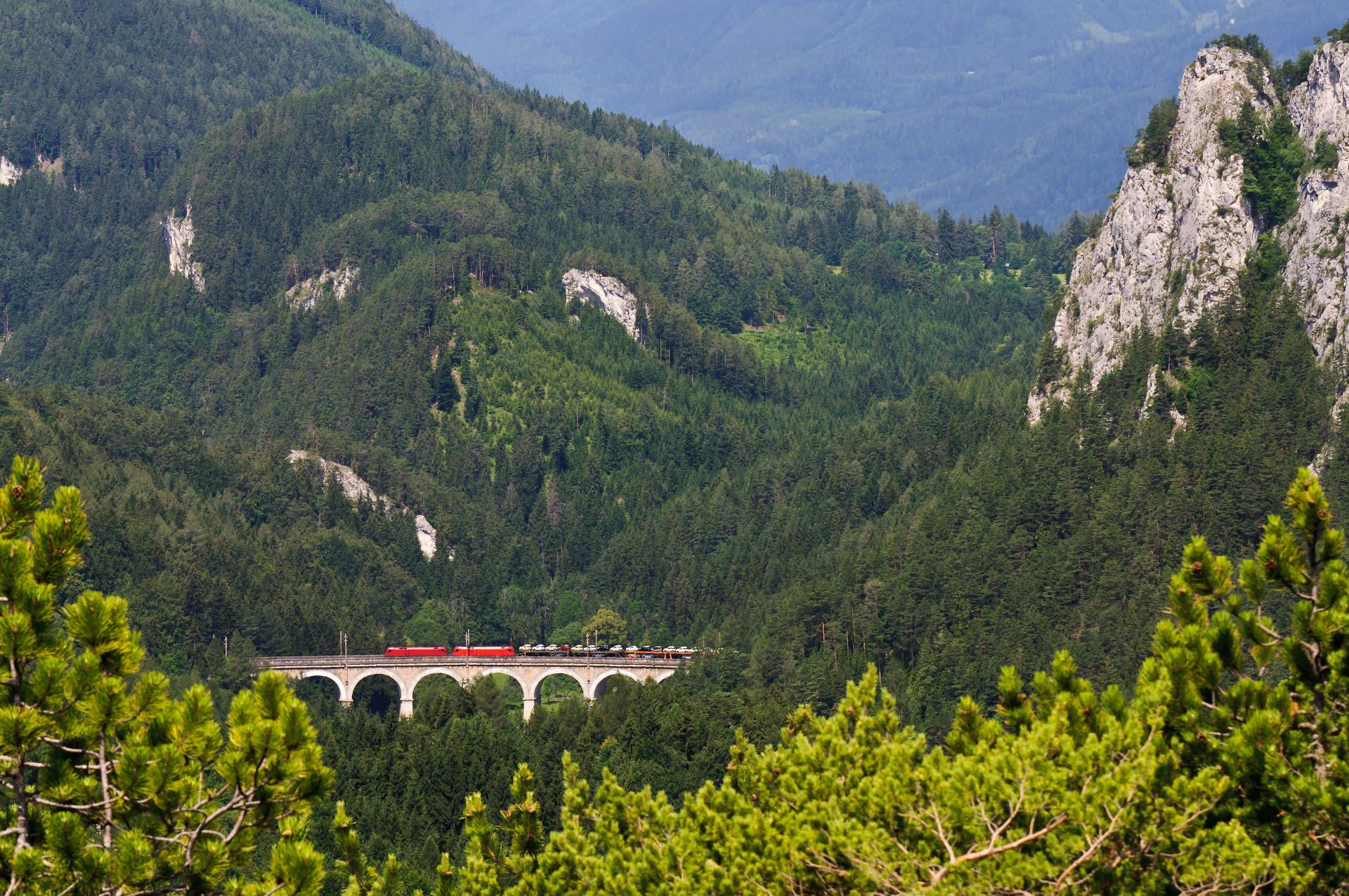 Las mejores rutas de tren para disfrutar del invierno