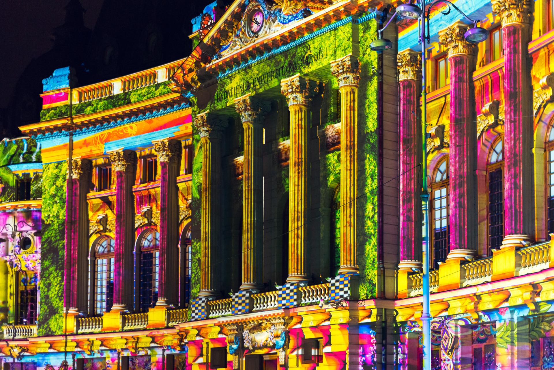 The most brilliant light festivals in Europe
