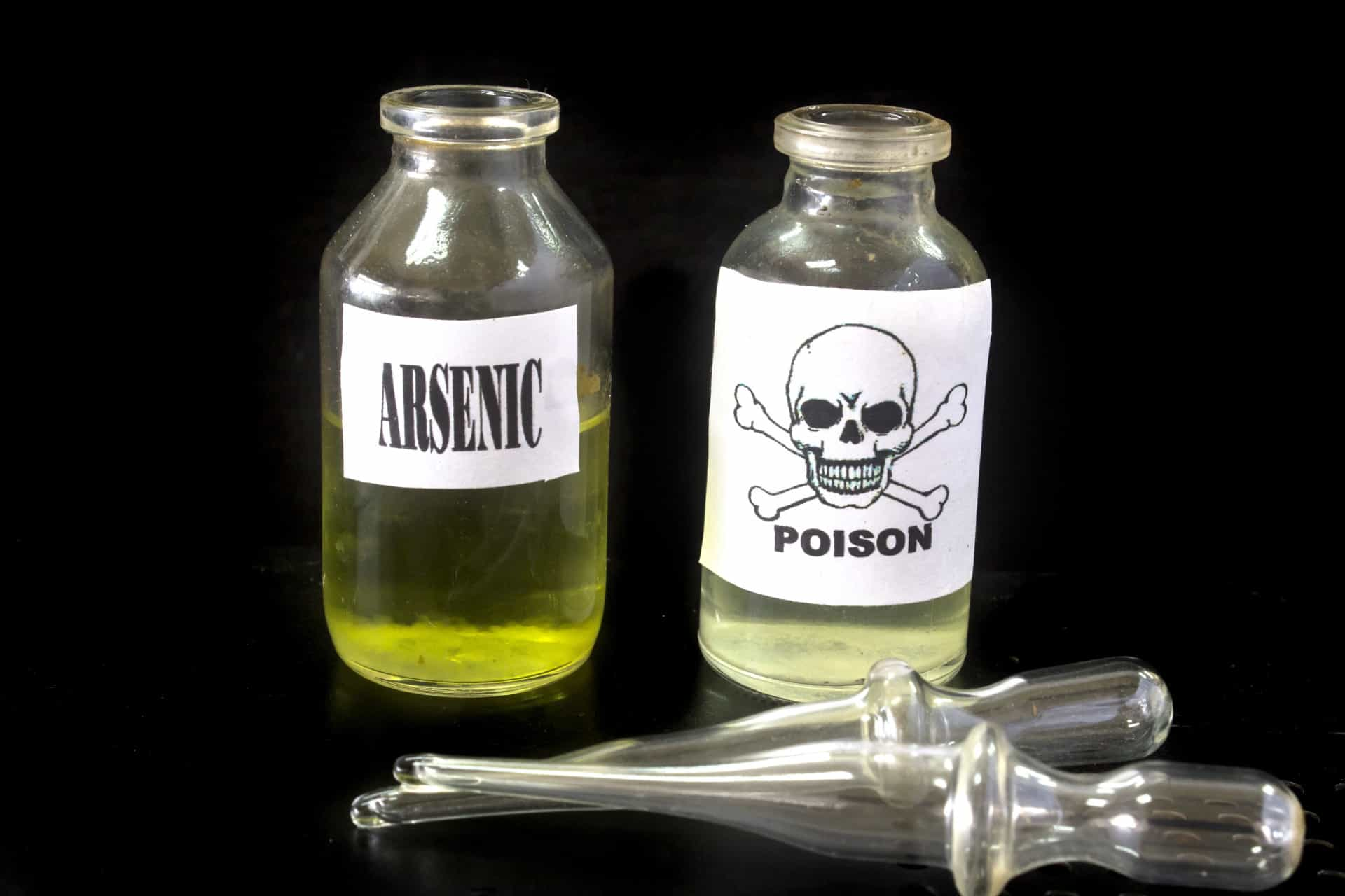 Dangerous poisons that could kill you right now