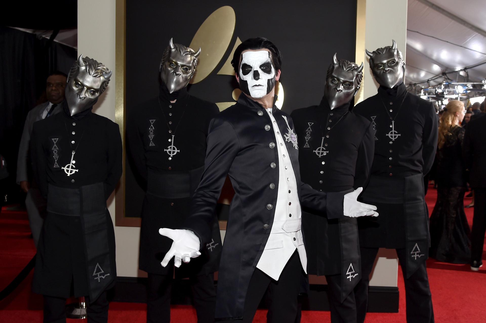 Os principais nomeados para os Grammys