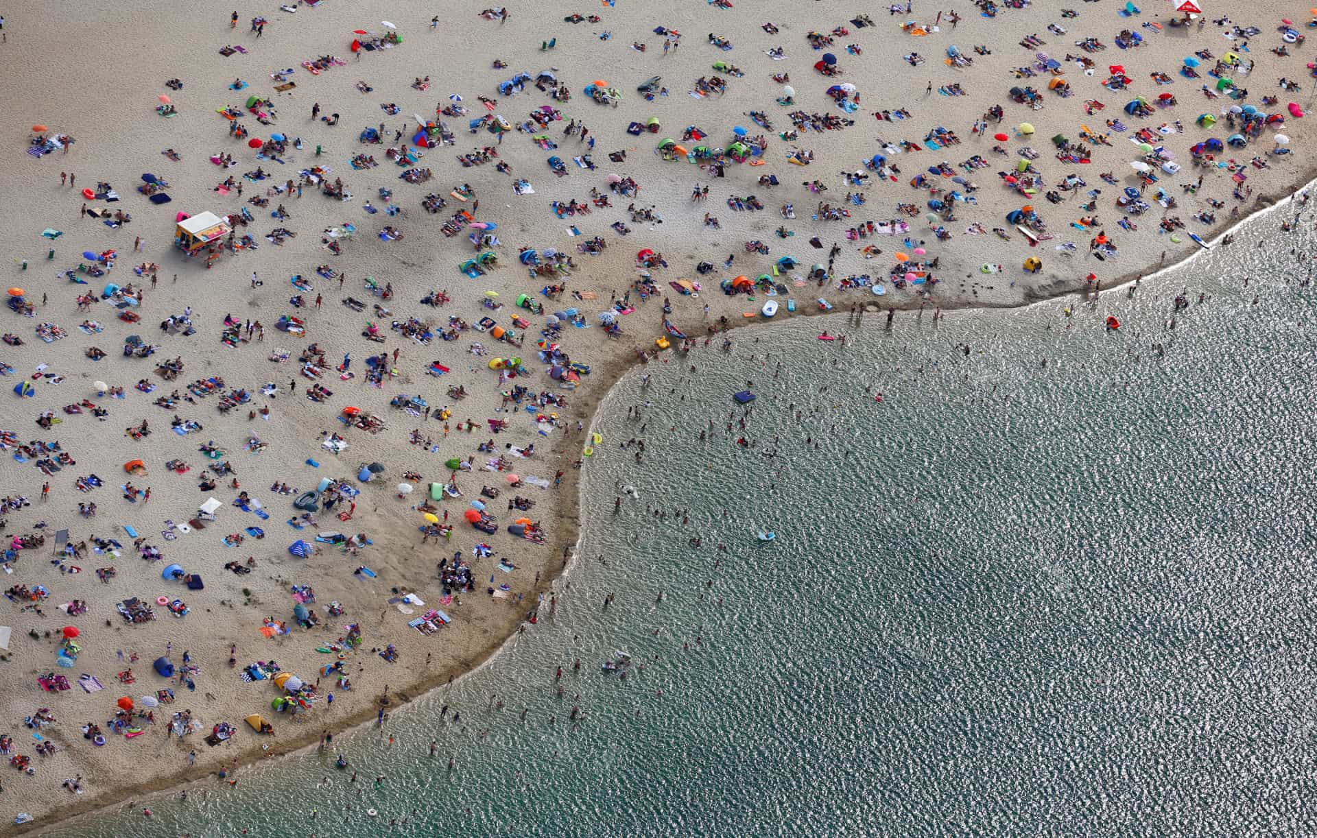 Astounding aerial images of Earth in 2018