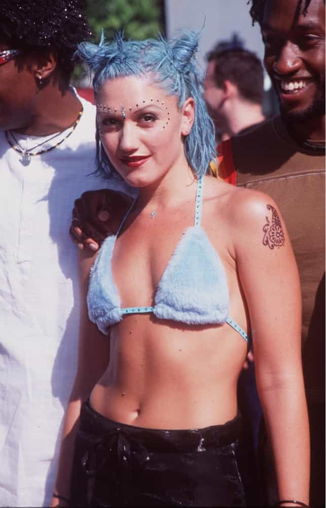 '90s fashion icons: then and now