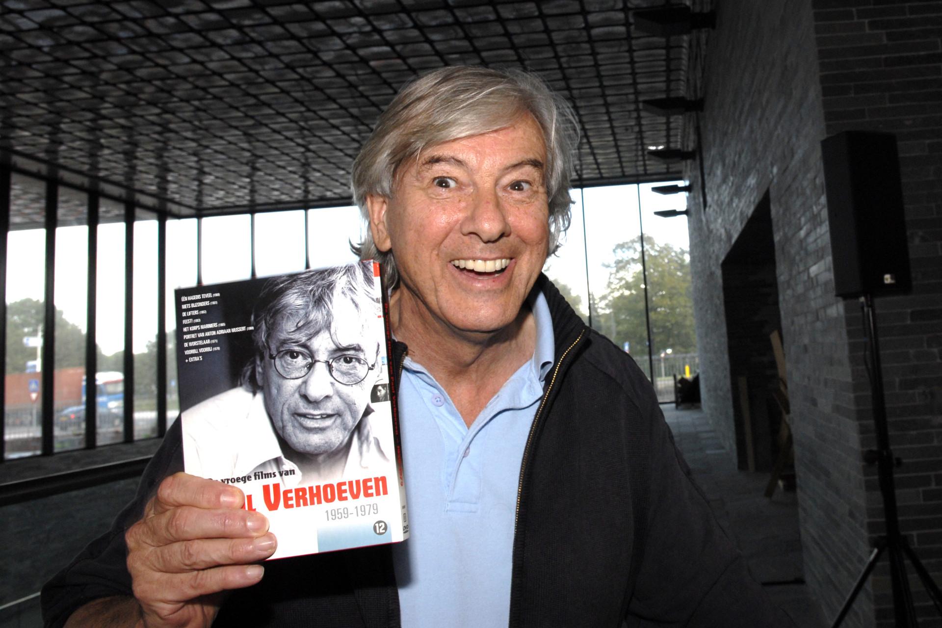 Kunst & controverse: de carrière van Paul Verhoeven