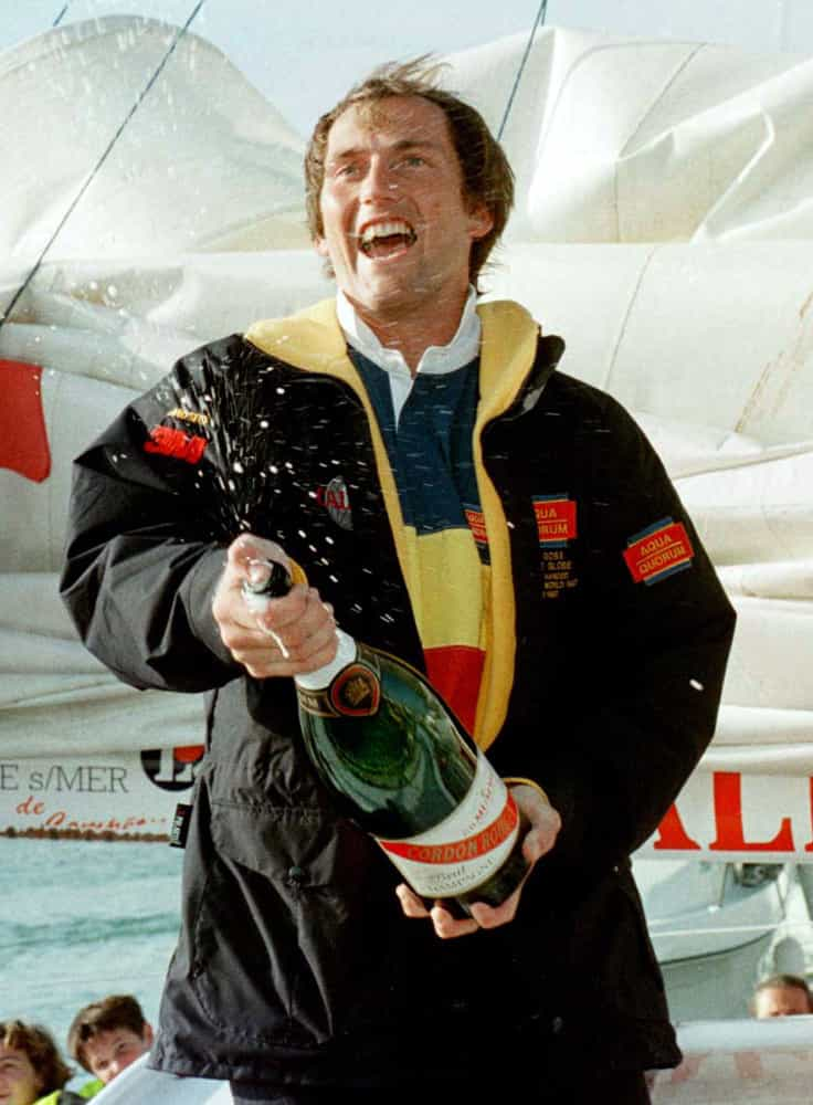 Intrepid yachtsmen and yachtswomen who've conquered the seas