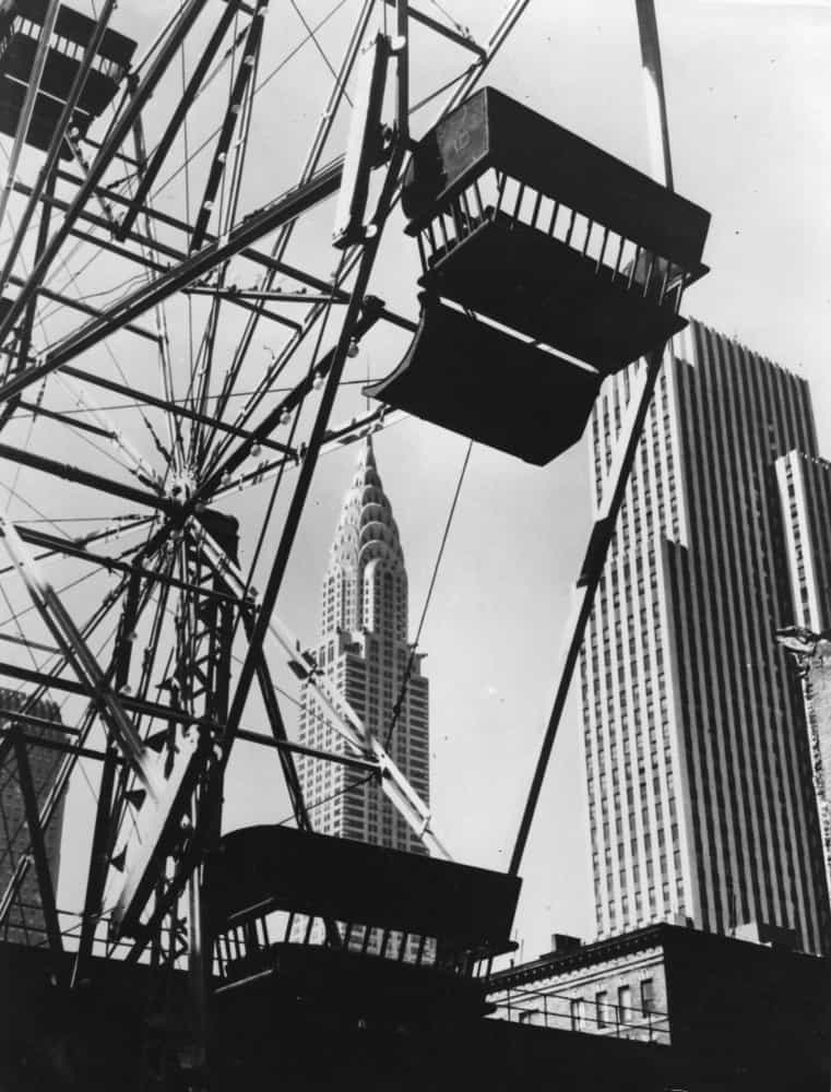 Hubcaps, eagles, and sunbursts: The Chrysler Building exposed