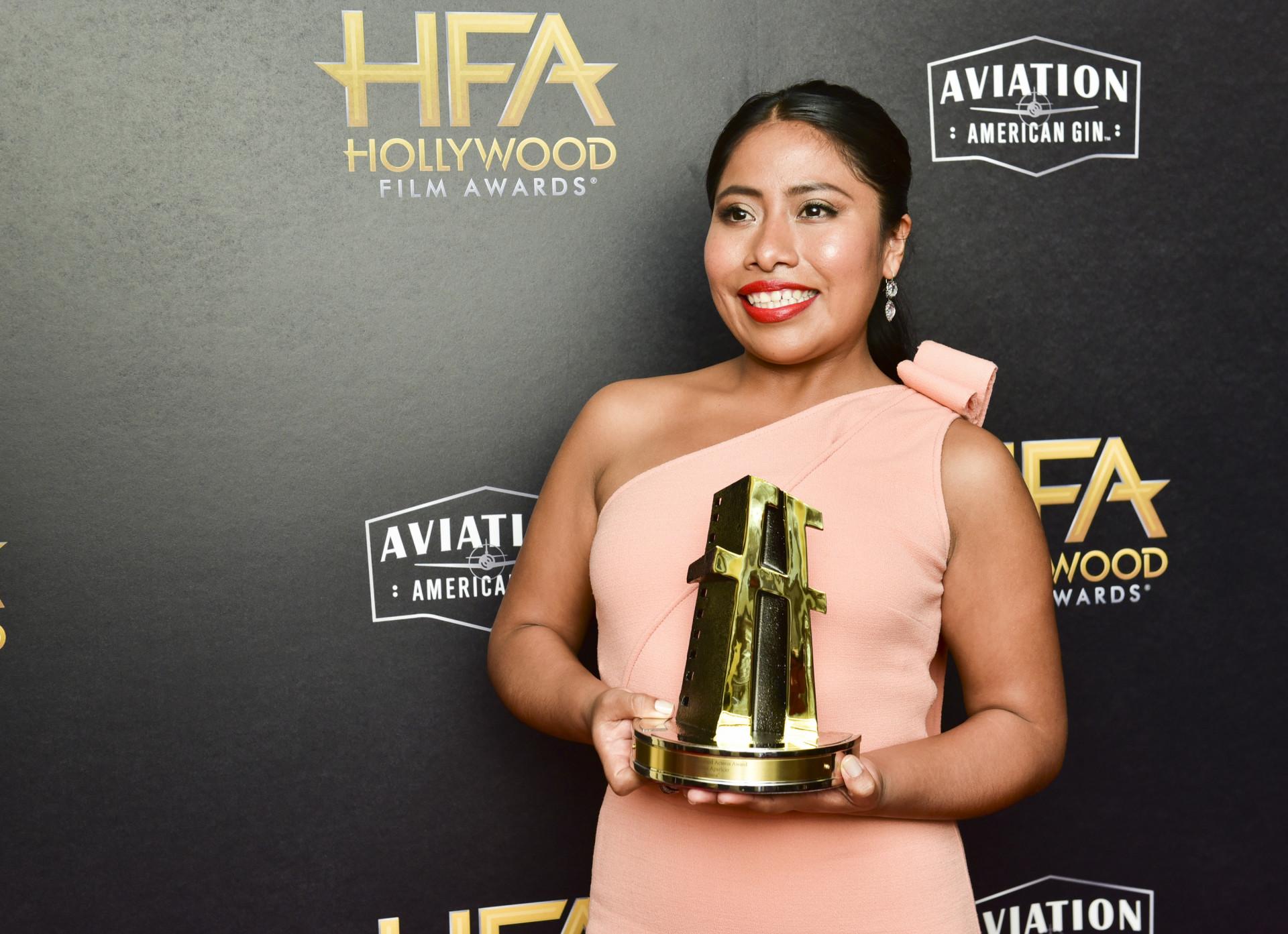 'Roma' wins three Oscars, including Best Director