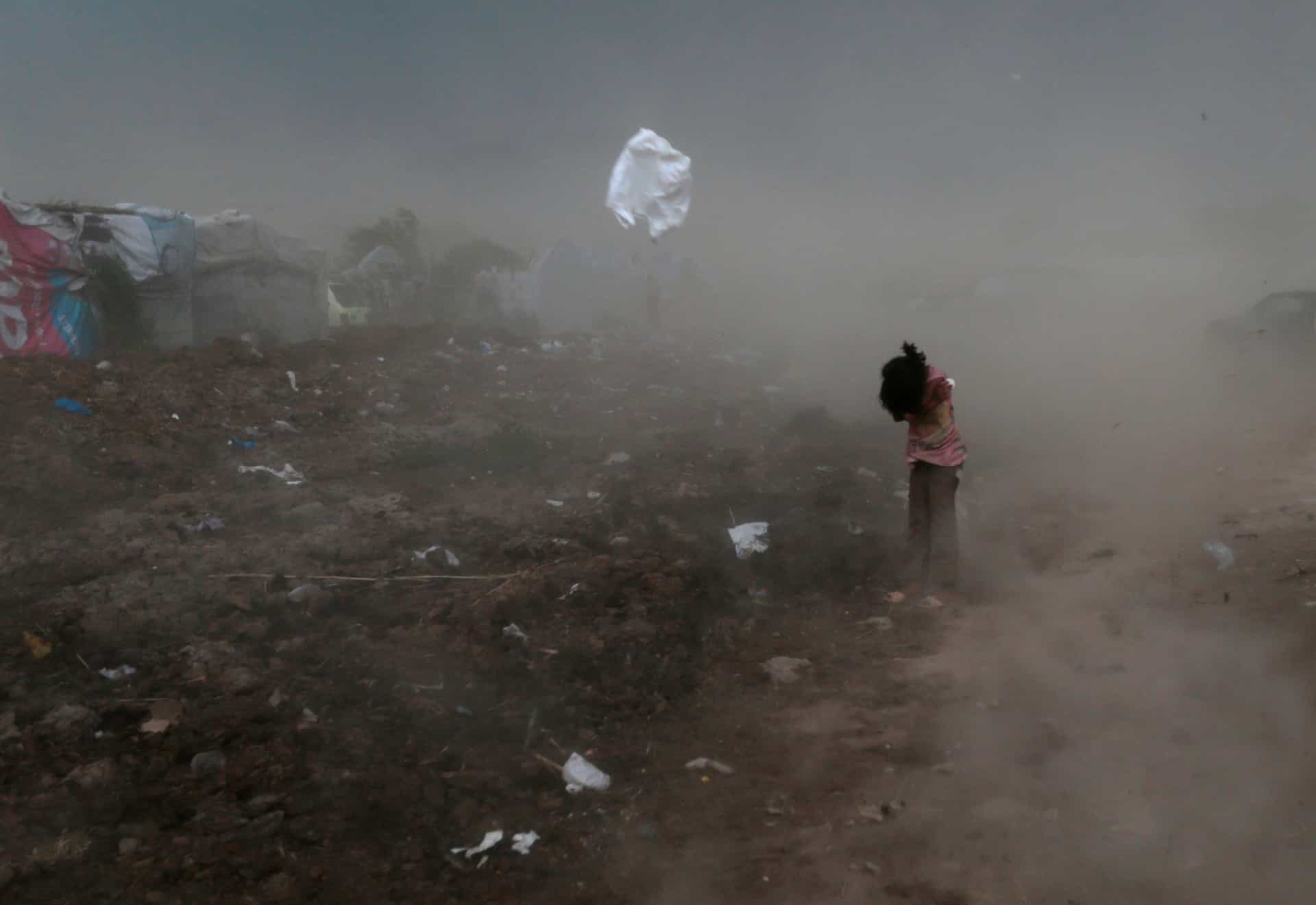 Shocking images of pollution around the world