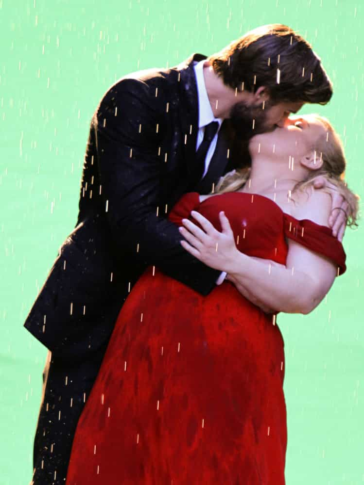 Lights, camera... kiss! The best on-screen smooches
