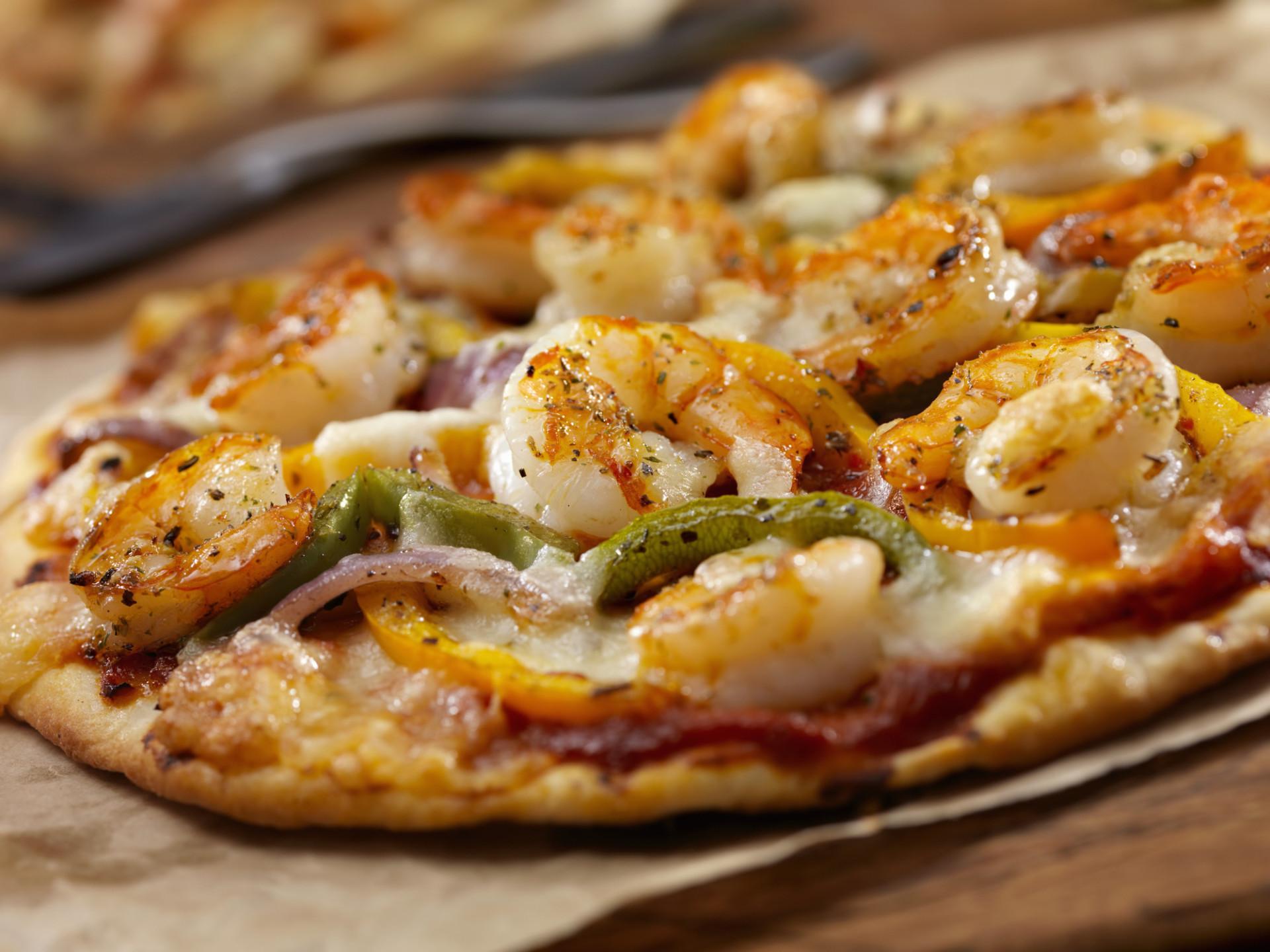 Serão estas as pizzas mais estranhas do mundo?
