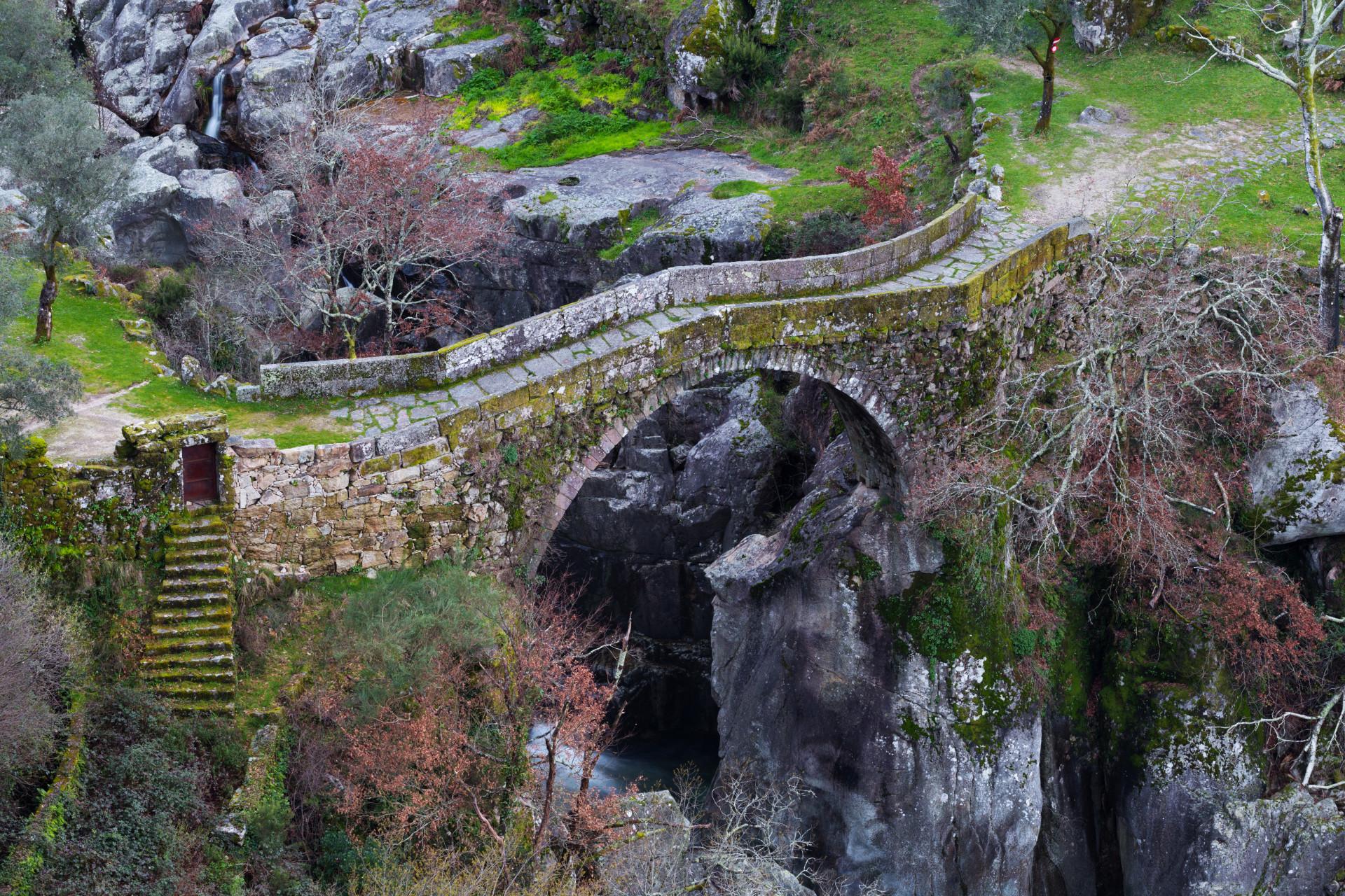 Do you dare cross the Devil's bridge?