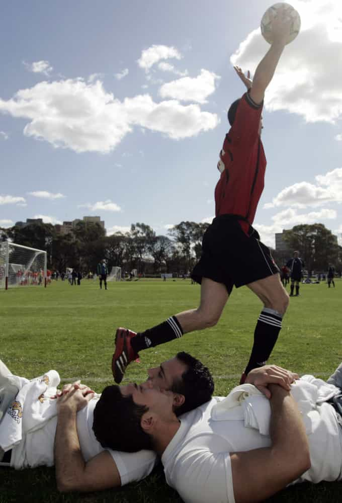 LGBT soccer teams and tournaments around the world