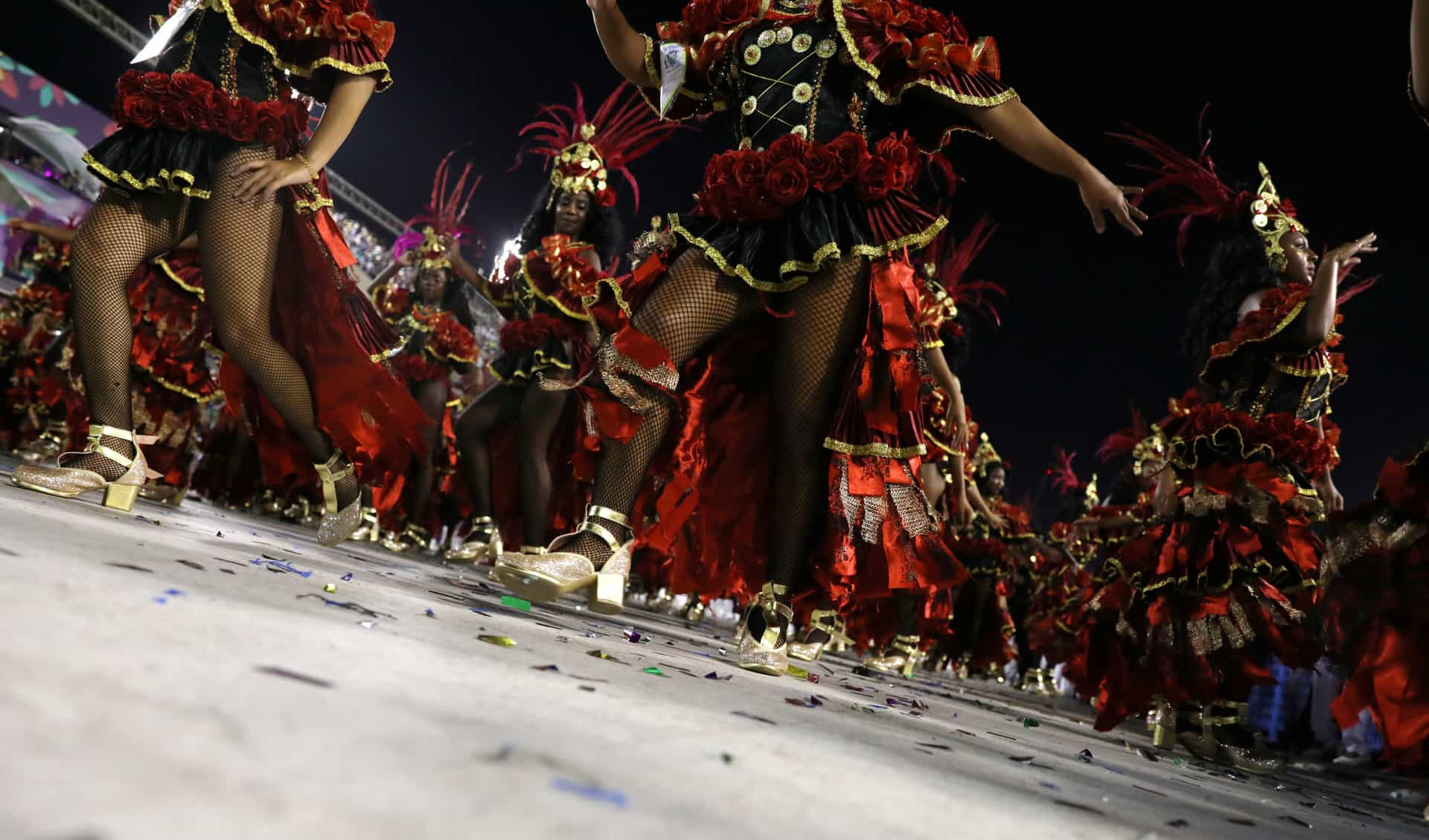 Carnival: the origins of one of the world's biggest street parties