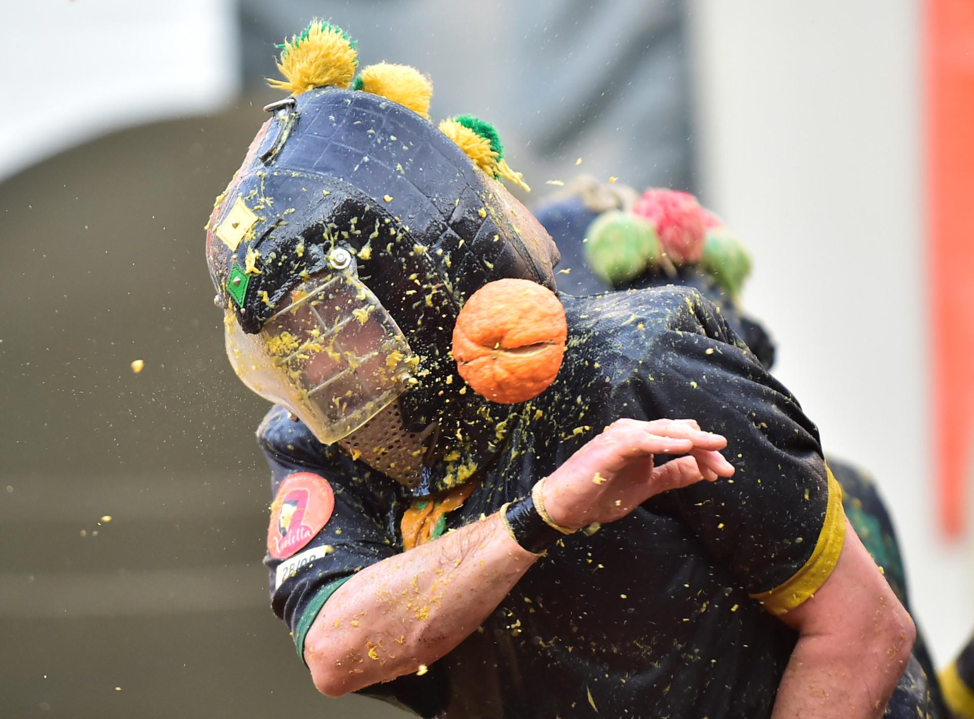 Impressive photos of Carnival around the world