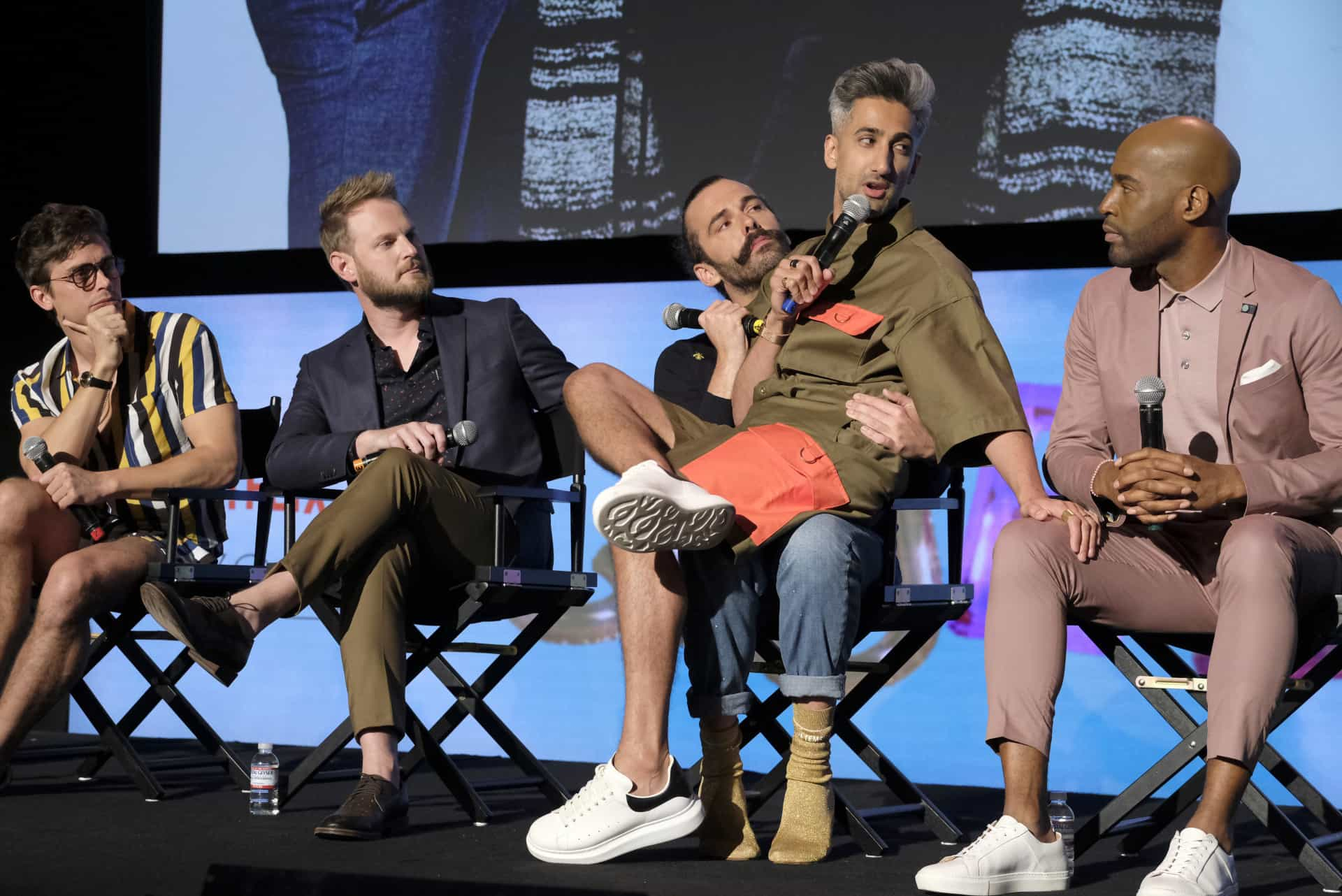 How the old and new 'Queer Eye' stack up against each other