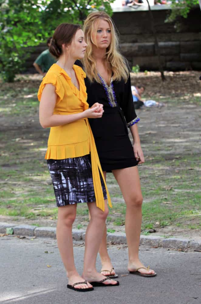 Gossip Girl Dan ja Serena dating tosielämässä Stand up koukku ylös poljin kierros nopeus