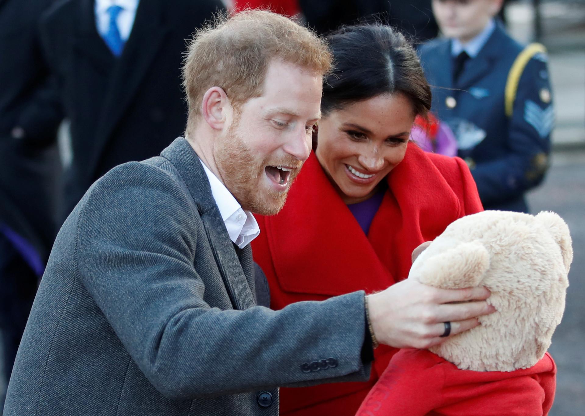 Príncipe Harry: Da rebeldia à paternidade