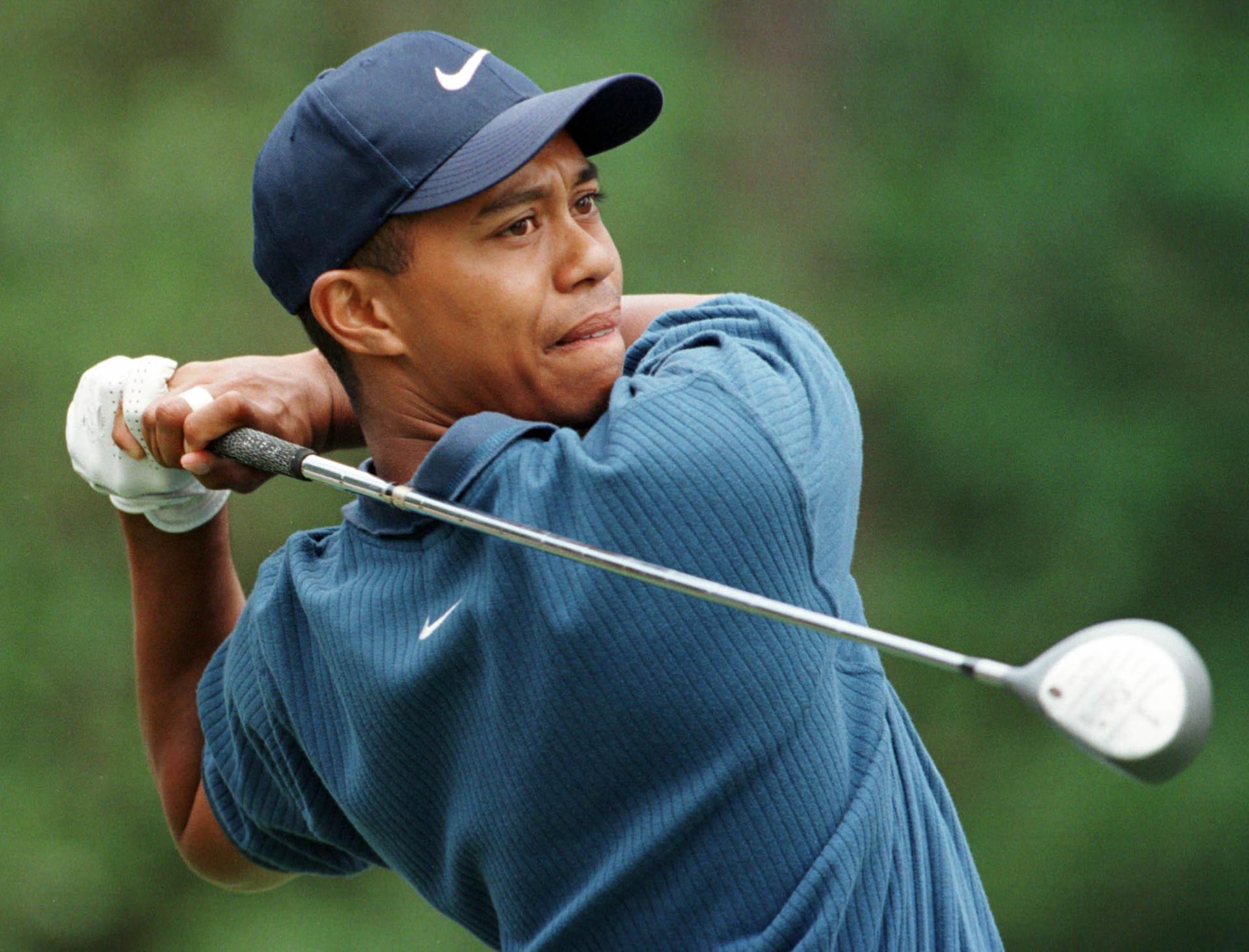 De uitverkorene: het turbulente leven van Tiger Woods