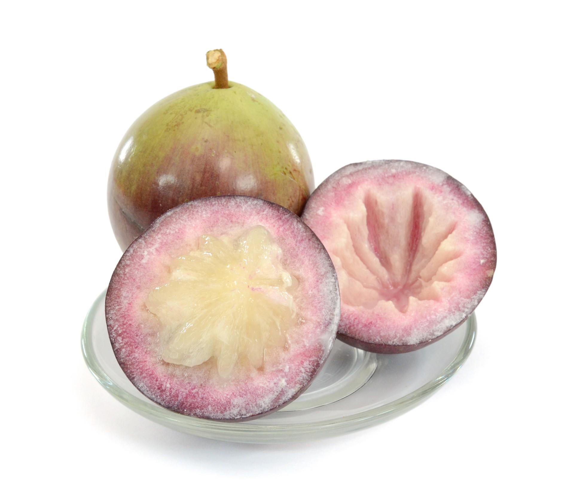 Seria capaz de experimentar estas estranhas frutas?