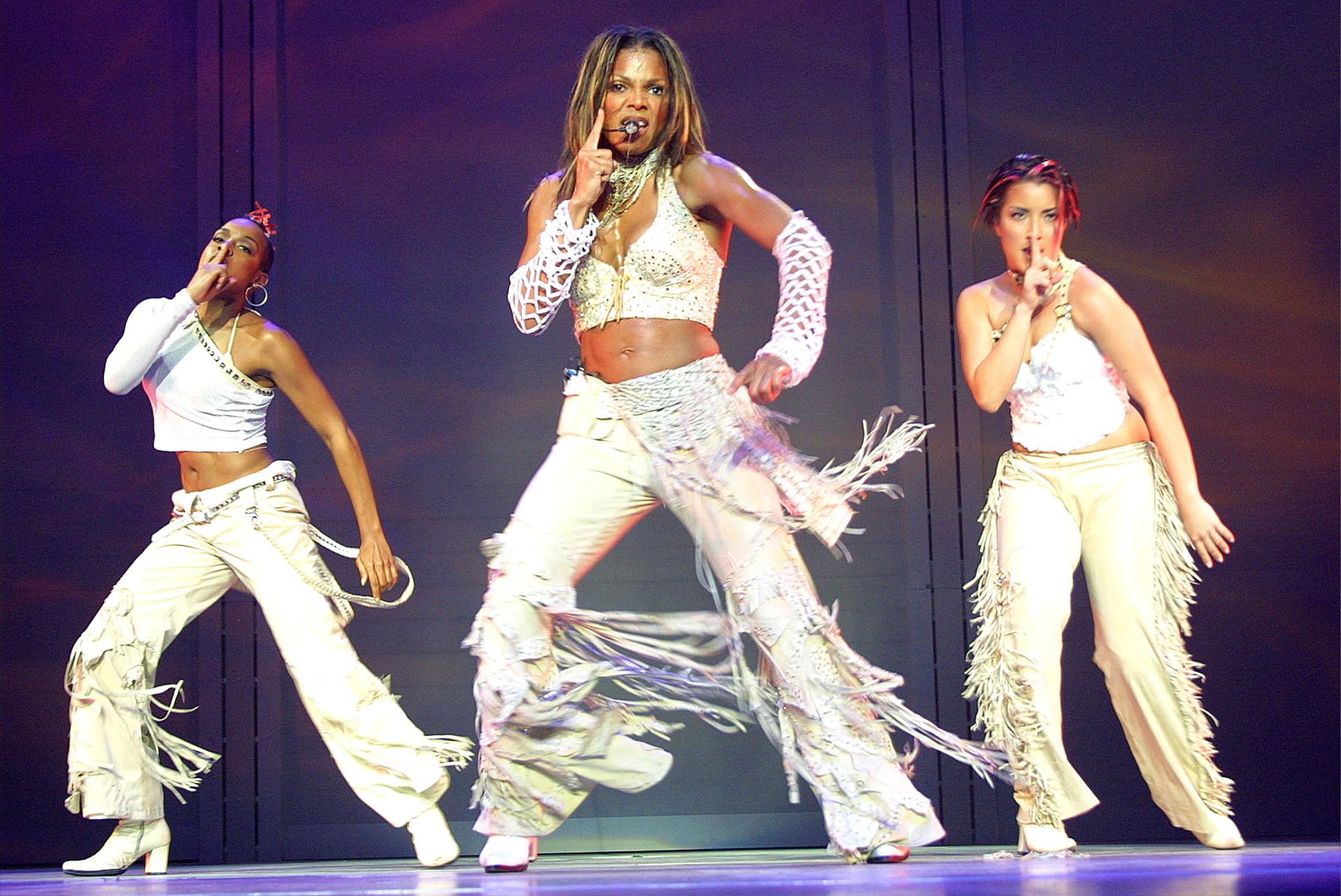 Janet Jackson's most iconic looks