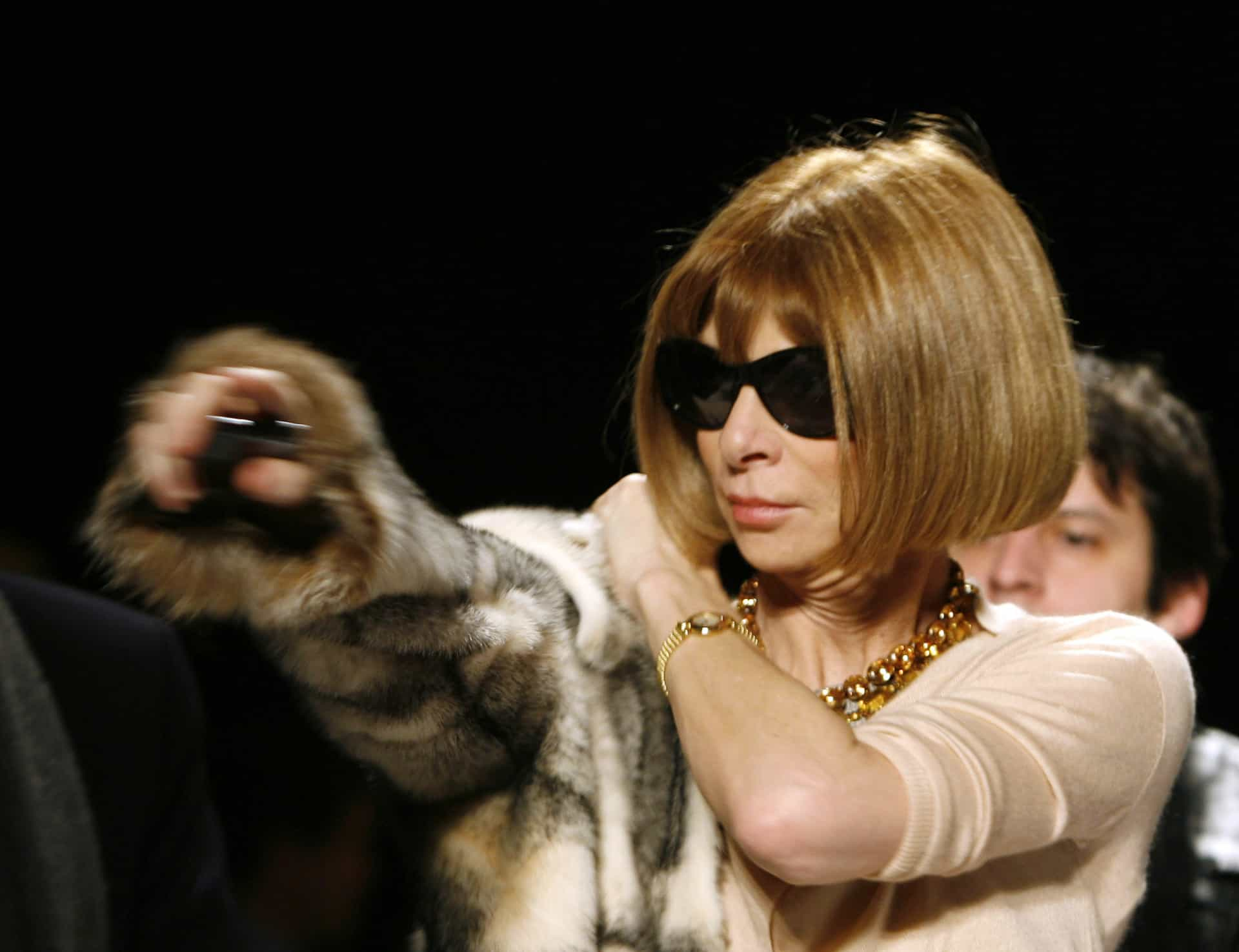 Anna Wintour: The icon beneath the bob