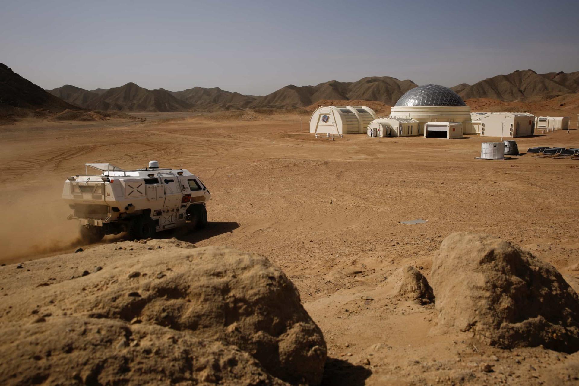 nasa explorer mars - 1058×707